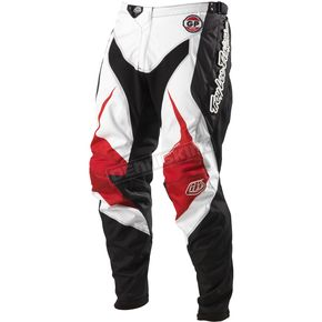 Troy Lee Designs Black Grand Prix Mirage Pants - 0543-0232