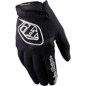 Troy Lee Designs Black Air Gloves - 0623-0212