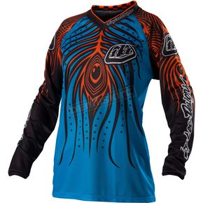 Troy Lee Designs Womens Grand Prix Savage Jersey - 0773-0309
