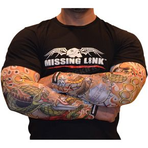 Missing Link Forever Ink'd Tattoo Sleeves - APFIL