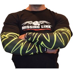 Missing Link Hi-Viz Tribal Tattoo Sleeves - APHTL