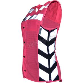 Missing Link Womens Meshed-Up Safety Vest - MUWPL