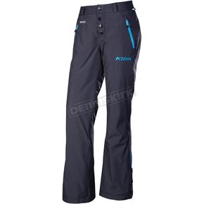 Klim Womens Blue Intrigue Pants (Non-Current) - 4025-000