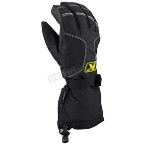 Klim Youth Black Klimate Gloves - 3239-002-004-000