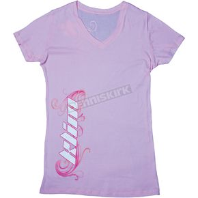 Klim Womens Pink Kute T V-Neck T-Shirt (Non-Current) - 5048-140-700