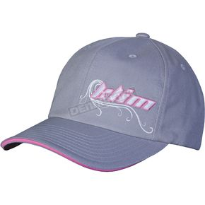 Klim Womens Light Gray Slide Cap - 4079-000