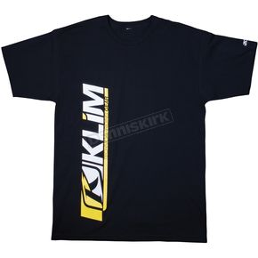 Klim Black Podium T-Shirt - 4170-170