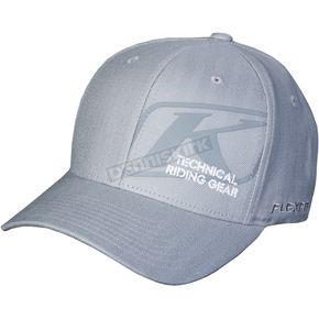 Klim Gray Rider Flex Hat - 3235-120