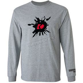Explode Long Sleeve T-Shirt