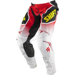 Shift Red Strike Pants - 03221-003-30