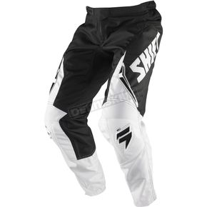 Shift Black Assault Pants - 04404