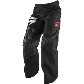 Shift Black/Red Recon Pants - 03099