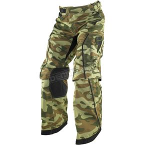 Shift Green Camo Recon Pants - 03099