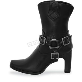 Milwaukee Motorcycle Clothing Co. Womens Vixen Boots - MVB26720