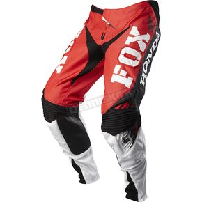 Fox Red 360 Honda Pants - 01051-003-28