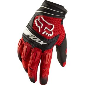 Fox Red Pawtector Gloves - 01016-003-L
