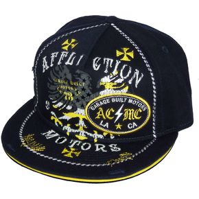 Affliction Built For Speed Hat - A-5067-OS