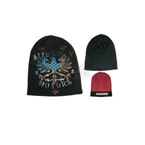 Affliction Reversible Patriot Beanie - A-5055-OS