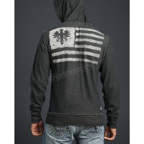 Affliction Overdrive Reversible Zip Hoody - A6569-L