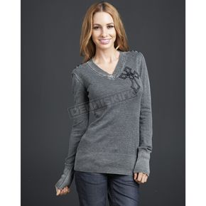 Affliction Womens Lavish Sweater - AW6430-L