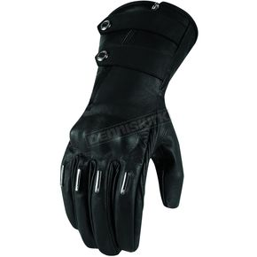 Icon Womens Long Hella Kangaroo Gloves - 3302-0327