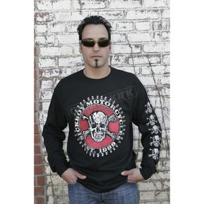 Sick Boy Motorcycles Est. 1999 Long Sleeve T-Shirt - ESTLS-XXXL