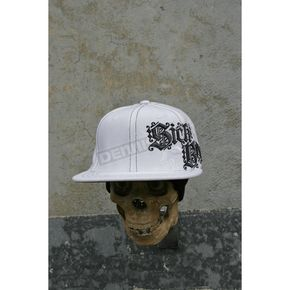 Sick Boy Motorcycles Sick Boy Chopped Hat - WCBH-ML