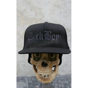 Sick Boy Motorcycles Sick Boy Chopped Hat - BSBCH-L/XL