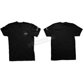 Jack Daniels Black Pocket T-Shirt - 33261460JD-89-L