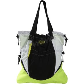 Fox Day Glo Yellow Aftershock Tote - 04641-268