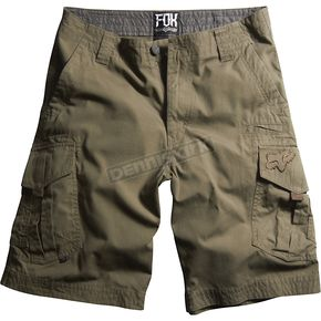 Fox Military Slambozo Solid Shorts - 04575-373-28