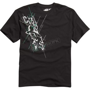 Fox Black Overdraft T-Shirt - 04858-001