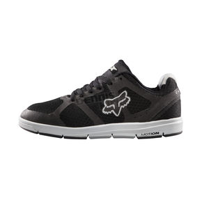 Fox Black/Gray Motion Flow Shoes - 04881-014-10