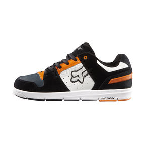 Fox Black/Orange Motion Eclipse Shoes - 01725-016-11.5