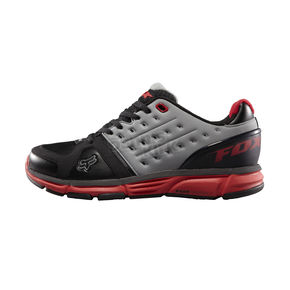 Fox Black/Red Photon Shoes - 65112-017