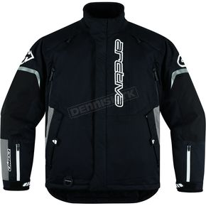 Arctiva Black Comp 8 RR Shell Jacket - 3120-1076
