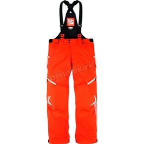 Arctiva Orange Comp 8 Bibs - 3130-0825