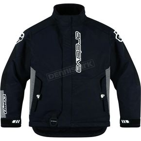 Arctiva Youth Black Comp 8 Jacket - 3122-0233