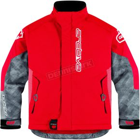 Arctiva Youth Red Comp 8 Jacket - 3122-0247