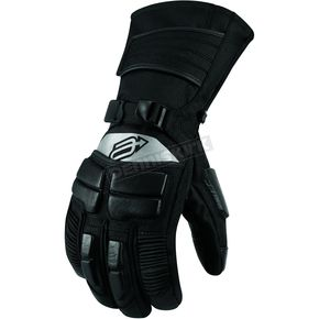 Arctiva Black Comp 8 Gloves - 3340-0773