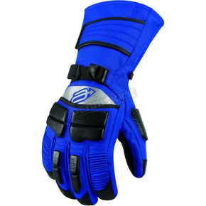 Arctiva Blue Comp 8 Gloves - 3340-0778