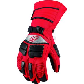 Arctiva Red Comp 8 Gloves - 3340-0793