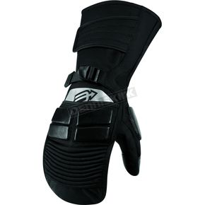 Arctiva Black Comp 8 Mitts - 3340-0808