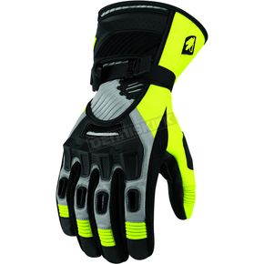 Arctiva Hi-Viz Yellow Mech 6 Gloves - 3340-0849