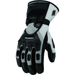 Arctiva Gray Mech 6 Gloves - 3340-0855