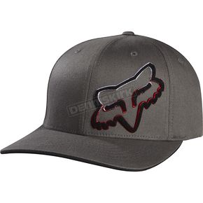 Fox Charcoal Corrosive Flex-Fit Hat - 05004-028