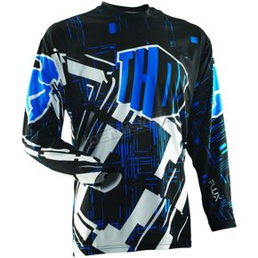 Thor Blue Flux Block Jersey - 2910-2798