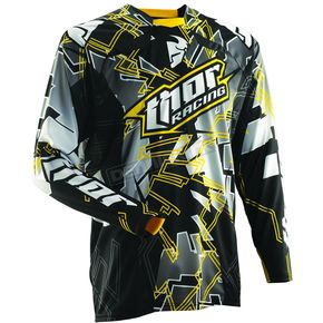 Thor Black Fragment Core Jersey - 2910-2808
