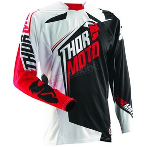 Thor Red Razor Core Jersey - 2910-2841
