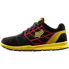 Fox Black/Red Motion Elite Shoes - 01730-017-10